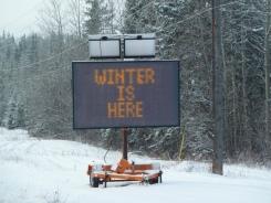 Winter? Really?